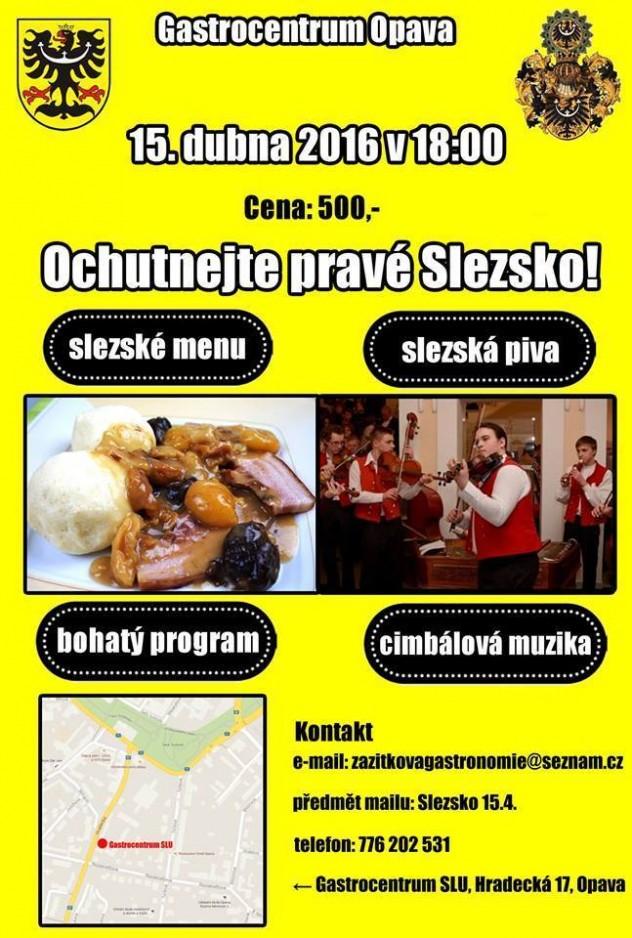 Ochutnejte pravé Slezsko